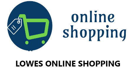 lowes online shopping